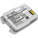 Barcode Scanner Battery Replacement for Motorola CS4070 CS4070-SR 82-97300-02 BTRY-CS40EAB00-04 (950mAh/3.7V)