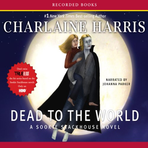 Dead to the World audiobook cover art