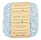 Soap Lift Seaside Soap Dish, Two Pack