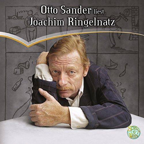 Otto Sander liest Joachim Ringelnatz audiobook cover art
