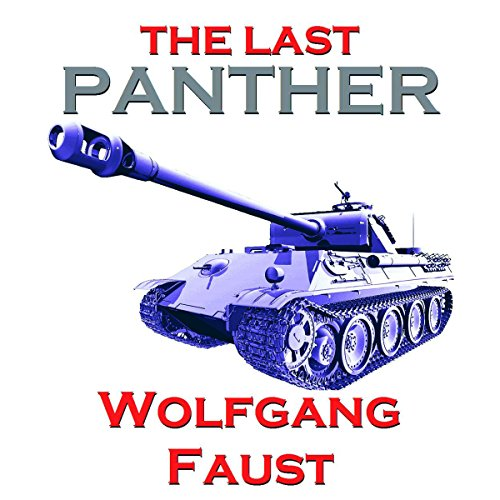 The Last Panther audiobook cover art