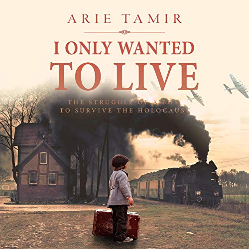 I Only Wanted to Live cover art