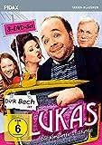 Lukas, Staffel 1 / Die ersten 13 Folgen der Comedyserie mit Dirk Bach (Pidax Serien-Klassiker) [3 DVDs]