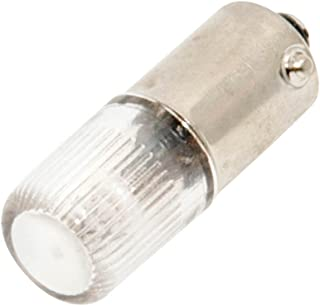 CEC Industries B2A Neon Indicator Bulbs, 105 to 125 V, 0.25 W, BA9s Base, T-3.25 shape (Box of 10)