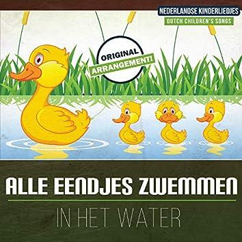 Alle Eendjes Zwemmen In Het Water (Pianoversie)