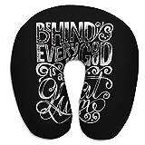 Almohada en Forma de U Frase de Letras Dibujadas a Mano Día de la Madre Pizarra Negra Tarjeta de felicitación Imprimir Póster Divertido Pincel Tinta