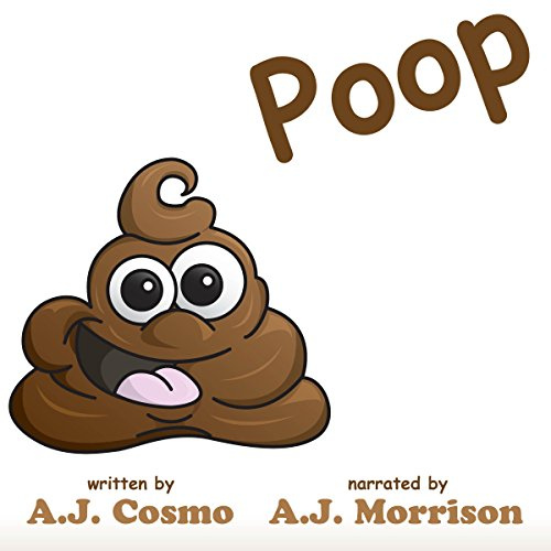 Poop audiobook cover art