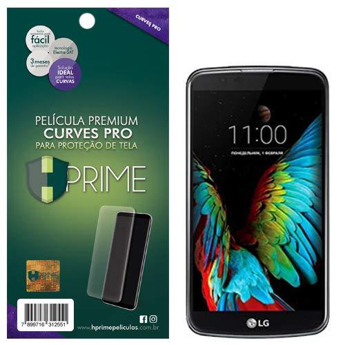 Pelicula HPrime Curves Pro para LG K10, Hprime, Película Protetora de Tela para Celular, Transparente