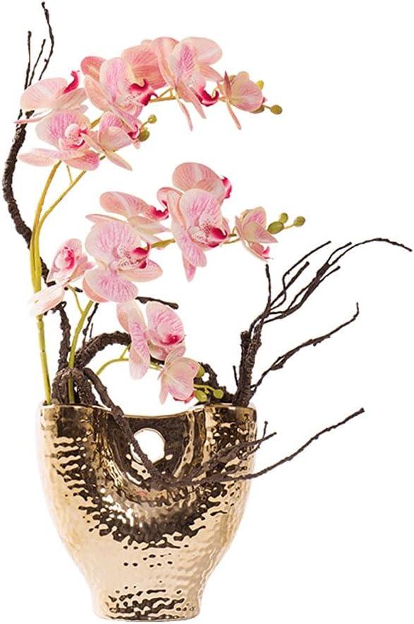 2021 new KGDC Artificial Flowers Phalaenopsis Livi Flower 40% OFF Cheap Sale Fake