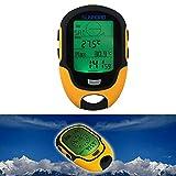 [page_title]-Elektronischer Höhenmesser, Wasserdichter FR500 Multifunktions LCD Digital Höhenmesser Barometer Kompass