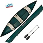 Sun Dolphin Mackinaw 156 Deluxe Canoe TWO FREE PADDLES SORRY COLLECTION ONLY
