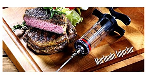 Meat Marinade Injector By Rockaz Kitchenware