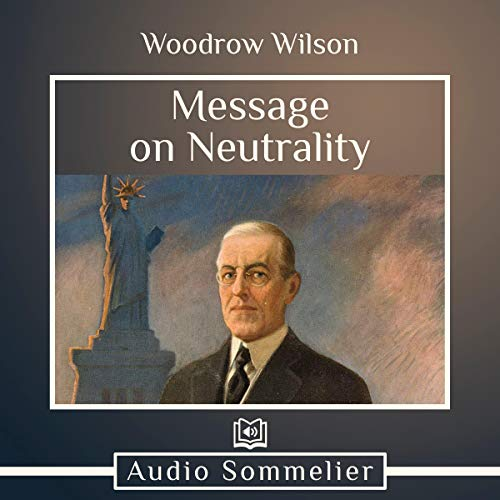 Message on Neutrality audiobook cover art