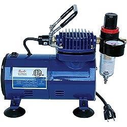 Paasche D500SR 1/8 HP Compressor