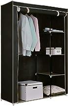 خزانه ملابس برفوف، قماش، ازرق، WC 7002