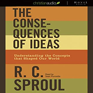 The Consequences of Ideas audiobook cover art