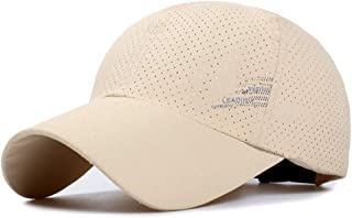 Laviee Baseball Cap Quick Dry Sports Cap Golf Cap Sun Hat for Men Women