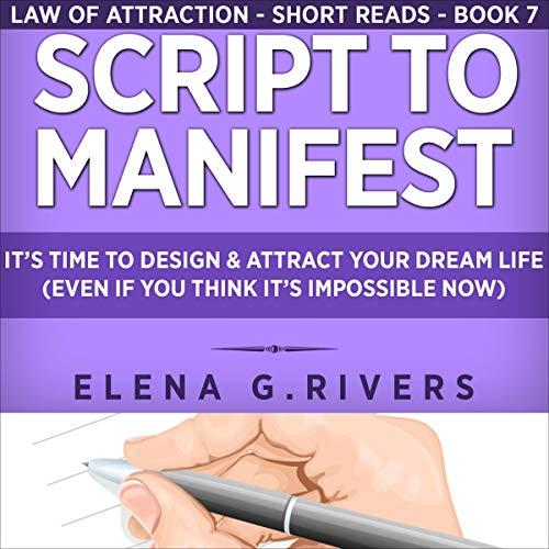 Script to Manifest cover art