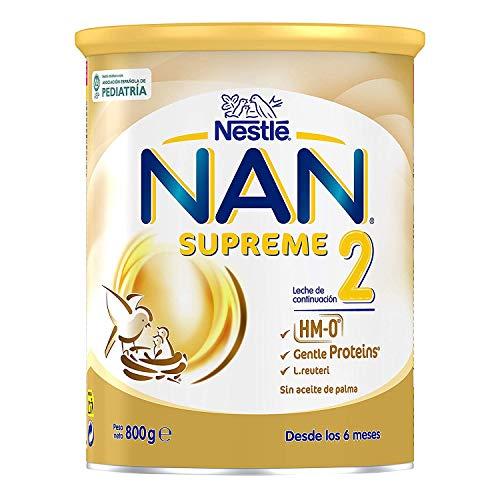 NAN Supreme 2 Leche de Contiuación 800G