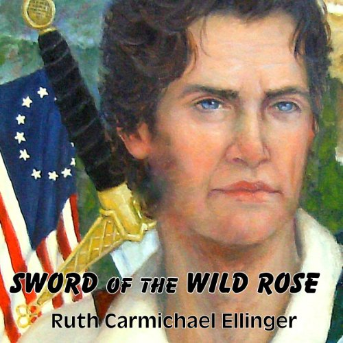 Sword of the Wild Rose audiobook cover art
