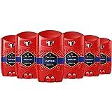 Old Spice Captain Deodorant Stick für Männer, 6er Pack (6 x 50 ml), ohne Aluminium, Männer Deo mit Langanhaltendem Duft