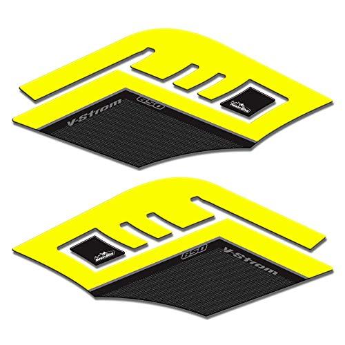 Adhesivos 3D Protecciones Lateral 01 Compatible con Suzuki V-Strom 650 2017-18