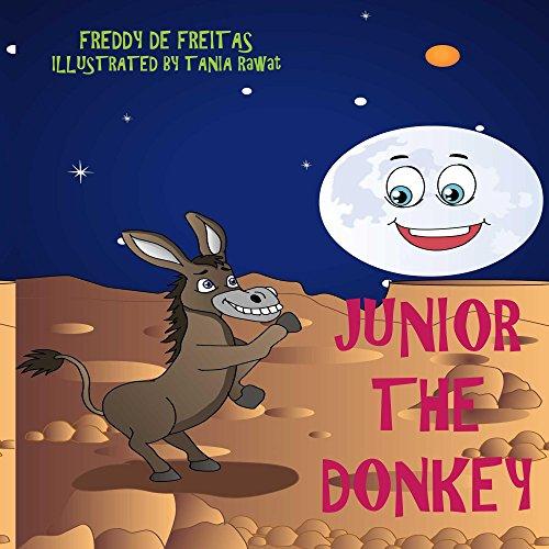 JUNIOR THE DONKEY (English Edition)