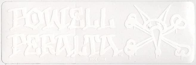 Powell Peralta Skateboard Sticker - Vato Rat - Official Reissue Old School Skate