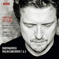 Shostakovich: Violin Concertos 1 & 2 by Christian Tetzlaff (2014-09-09)