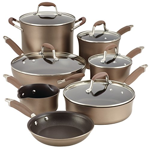 Anolon Advanced Hard Anodized Pots and Pans