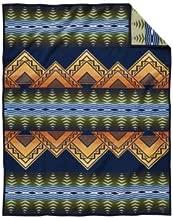 Pendleton American Treasures Wool Blanket, Twin