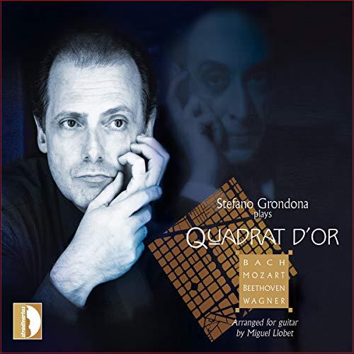 Quadrat d'or - Bach, Mozart, beethoven & Wagner für Gitarre