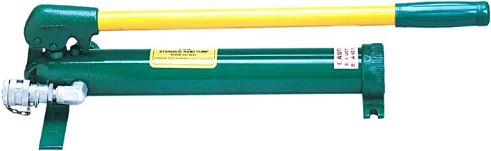 Greenlee 755 High-Pressure Hydraulic Hand Pump