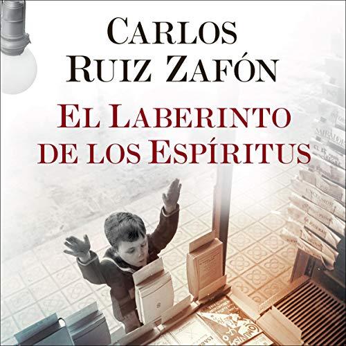 El Laberinto de los Espíritus cover art