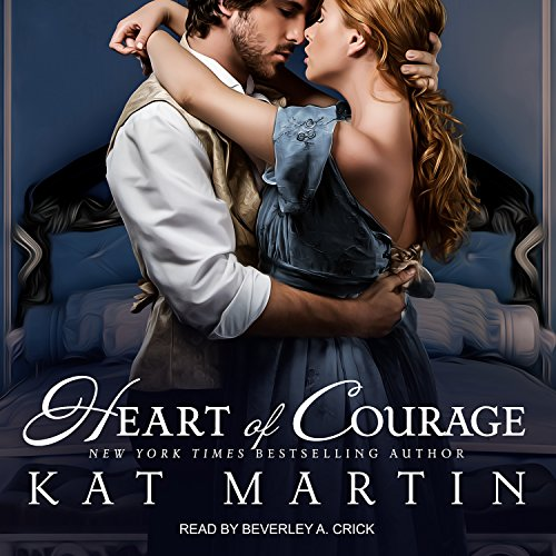 Heart of Courage audiobook cover art