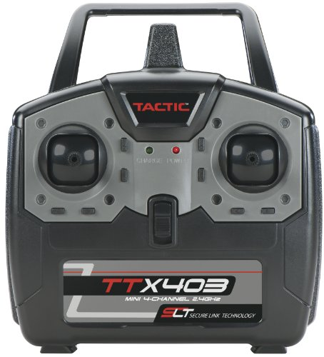Tactic TTX403 2.4GHz 4-Channel SLT RC Mini Radio Transmitter (TX Only)