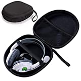 weichuang 1 x Hartschalen-Tragetasche für Kopfhörer.