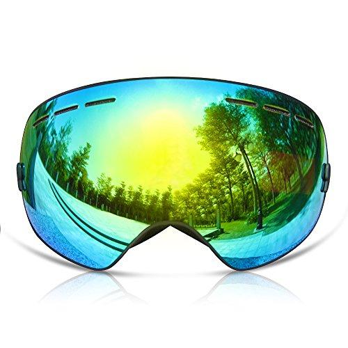 GANZTON -   Skibrille Snowboard