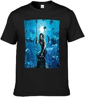 Sou VIGG Short Sleeve T-Shirt for Men,Aquaman