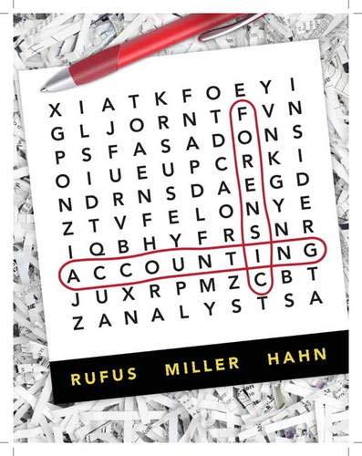 Forensic Accounting (Myaccountinglab)