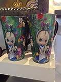 disney parks wonderground gallery alice & garden by becket ceramic coffee mug new