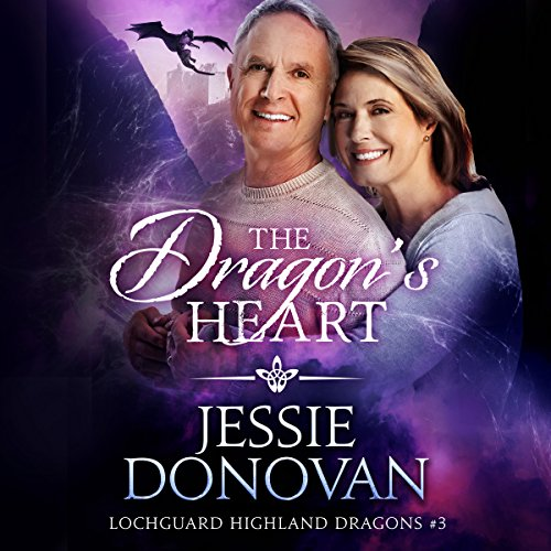 The Dragon's Heart audiobook cover art