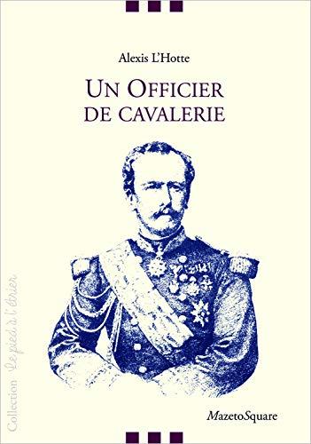 Un officier de cavalerie