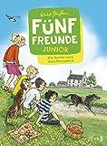 Fünf Freunde JUNIOR - Die Suche nach dem Rennpferd: Für Leseanfänger ab 7 Jahren