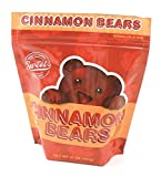 Sweets Cinnamon Bears Candy, 16 oz Resealable Bags (Pack of 2)