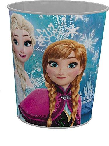 Star Licensing 45667Cesta Frozen, Multicolor, 23.5x 23.5x 24cm