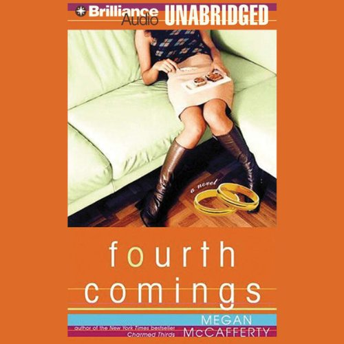 Fourth Comings audiobook cover art