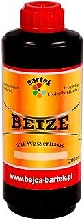 Bartek Beize Teak, 200ml permanent färbend, auf wasserbasis