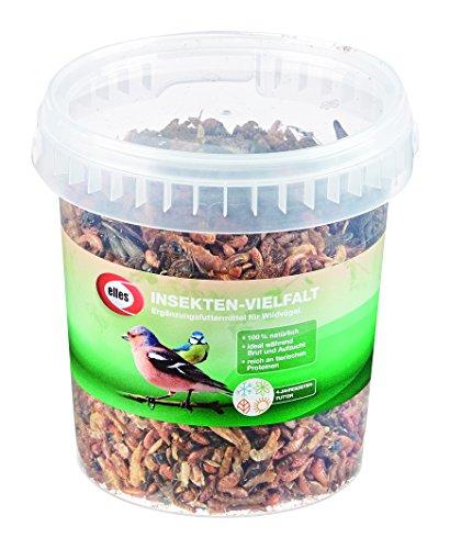 Elles Insekten-Vielfalt 125g für Wildvogel