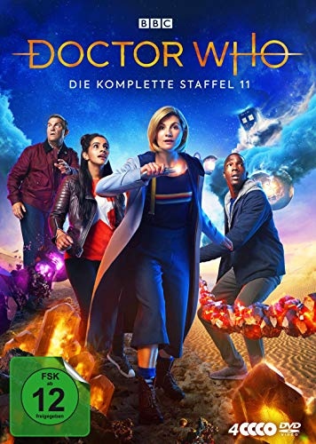 Doctor Who - Die komplette Staffel 11 [4 DVDs]